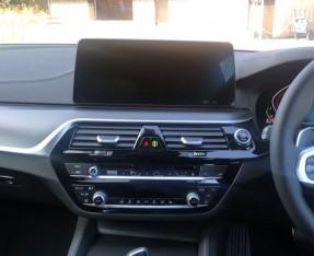 2020 BMW 520d M Sport Saloon (Grey) - Image: 7