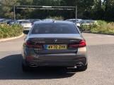 2020 BMW 520d M Sport Saloon (Grey) - Image: 15