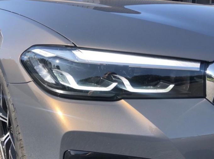 2020 BMW 520d M Sport Saloon (Grey) - Image: 22