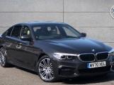 2020 BMW 520d M Sport Saloon (Grey) - Image: 1