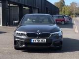 2020 BMW 520d M Sport Saloon (Grey) - Image: 16
