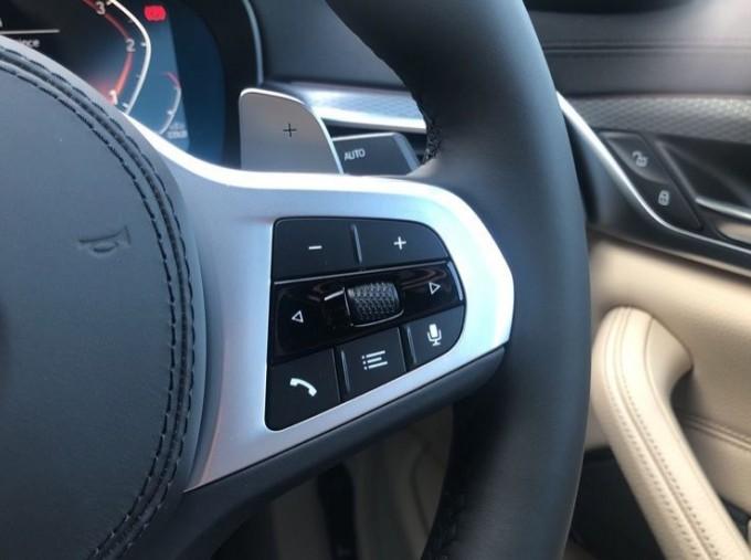 2020 BMW 520d M Sport Saloon (Grey) - Image: 18