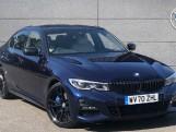 2020 BMW 320d M Sport Pro Edition Saloon (Blue) - Image: 1