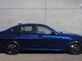 2020 BMW 320d M Sport Pro Edition Saloon (Blue) - Image: 3