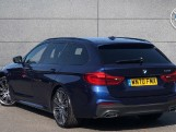 2020 BMW 530i M Sport Touring (Blue) - Image: 2
