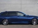 2020 BMW 530i M Sport Touring (Blue) - Image: 3