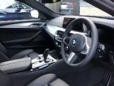 2020 BMW 530i M Sport Touring (Blue) - Image: 5