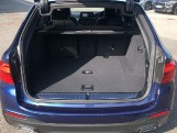 2020 BMW 530i M Sport Touring (Blue) - Image: 13