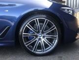 2020 BMW 530i M Sport Touring (Blue) - Image: 14
