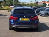 2020 BMW 530i M Sport Touring (Blue) - Image: 15