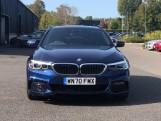 2020 BMW 530i M Sport Touring (Blue) - Image: 16