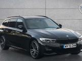 2020 BMW 330e M Sport Touring (Black) - Image: 1