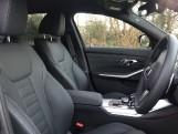 2020 BMW 330e M Sport Touring (Black) - Image: 11