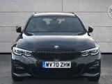 2020 BMW 330e M Sport Touring (Black) - Image: 16