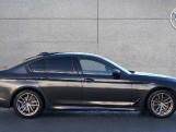 2019 BMW 520d M Sport Saloon 4-door Diesel Auto (190 ps) (Grey) - Image: 3
