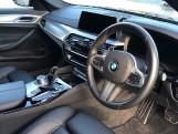 2019 BMW 520d M Sport Saloon 4-door Diesel Auto (190 ps) (Grey) - Image: 5