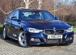 Brand new 2016 BMW 3 Series 320i M Sport Saloon 4-door finance deals
