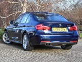 2016 BMW 320i M Sport Saloon (Blue) - Image: 2