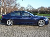 2016 BMW 320i M Sport Saloon (Blue) - Image: 3
