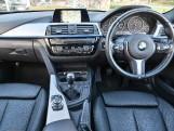 2016 BMW 320i M Sport Saloon (Blue) - Image: 4