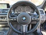 2016 BMW 320i M Sport Saloon (Blue) - Image: 5