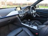2016 BMW 320i M Sport Saloon (Blue) - Image: 7
