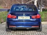 2016 BMW 320i M Sport Saloon (Blue) - Image: 14