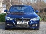 2016 BMW 320i M Sport Saloon (Blue) - Image: 15