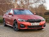 2020 BMW 320d xDrive M Sport Saloon (Orange) - Image: 1