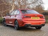 2020 BMW 320d xDrive M Sport Saloon (Orange) - Image: 2