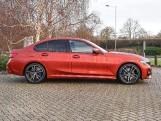 2020 BMW 320d xDrive M Sport Saloon (Orange) - Image: 3