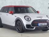 2020 MINI John Cooper Works Estate 6-door Petrol Steptronic ALL4 (306 ps) (Silver) - Image: 1