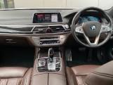2017 BMW 730d xDrive M Sport Saloon (Silver) - Image: 4