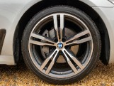 2017 BMW 730d xDrive M Sport Saloon (Silver) - Image: 14