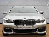 2017 BMW 730d xDrive M Sport Saloon (Silver) - Image: 16