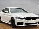 2017 BMW 530e M Sport iPerformance Saloon (White) - Image: 1