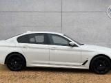 2017 BMW 530e M Sport iPerformance Saloon (White) - Image: 3