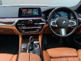 2017 BMW 530e M Sport iPerformance Saloon (White) - Image: 4