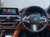 2017 BMW 530e M Sport iPerformance Saloon (White) - Image: 8