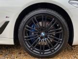 2017 BMW 530e M Sport iPerformance Saloon (White) - Image: 14
