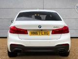 2017 BMW 530e M Sport iPerformance Saloon (White) - Image: 15