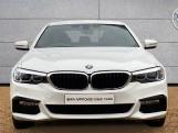 2017 BMW 530e M Sport iPerformance Saloon (White) - Image: 16