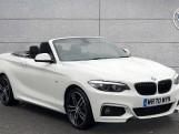 2020 BMW M Sport Convertible (White) - Image: 1