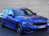 2020 BMW 330e M Sport Touring (Blue) - Image: 1