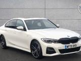 2020 BMW 320i M Sport Saloon (White) - Image: 1