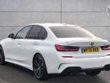 2020 BMW 320i M Sport Saloon (White) - Image: 2