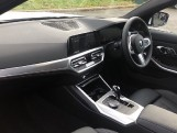 2020 BMW 320i M Sport Saloon (White) - Image: 6