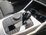 2020 BMW 320i M Sport Saloon (White) - Image: 10