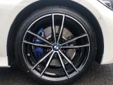 2020 BMW 320i M Sport Saloon (White) - Image: 14