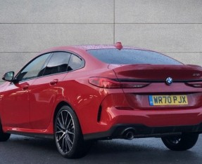 2020 BMW 218i M Sport Gran Coupe (Red) - Image: 2